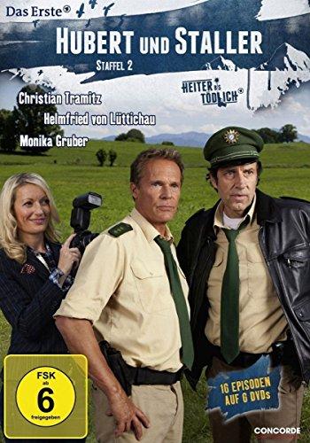 Hubert und Staller - Staffel 2 [6 DVDs]