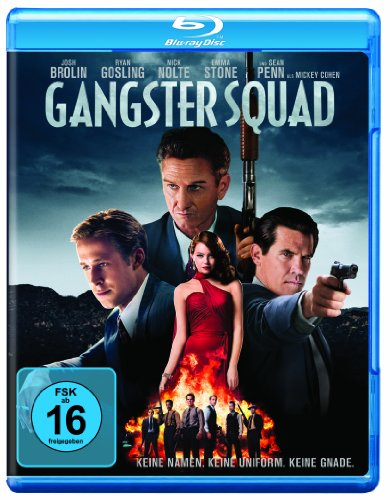 Gangster Squad [Blu-ray] (Gangsters)