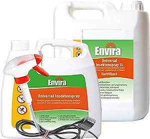 ENVIRA Insektenvernichtung 2,5Ltr+5Ltr