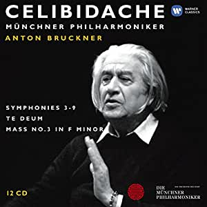 Bruckner: Symphonies 3 - 8, Te Deum & Mass in F Minor