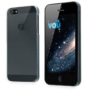 vau Feather Case - transparent - ultra dünne Hülle, Case für Apple iPhone 5 & iPhone 5S