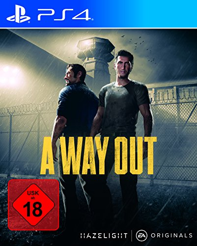 A Way Out - [PlayStation 4] 4-way Screen
