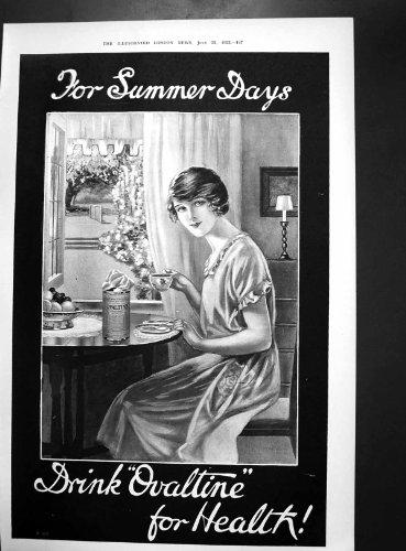 copie-antique-de-mme-lloyd-george-taunton-1922-dallenburys-dannonce-dovaltine
