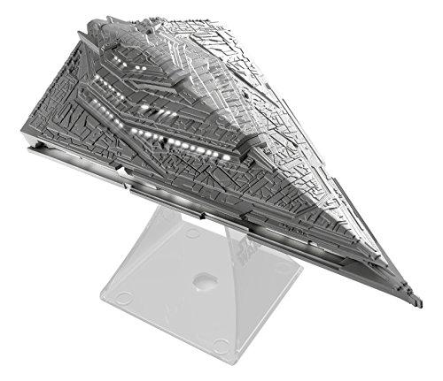 iHome ekids LI-B33E7 Star Wars Destroyer Bluetooth Wireless Lautsprecher Tragbar Grau/Blau -
