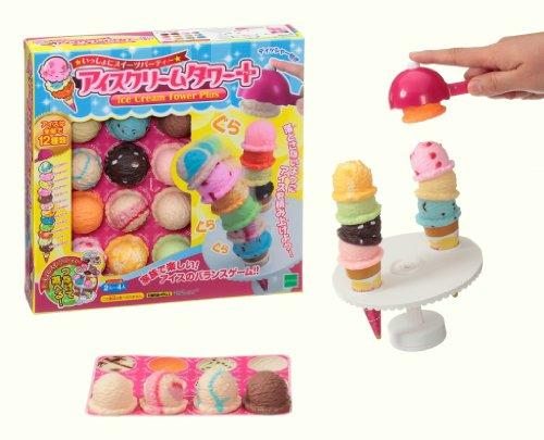 Ice Cream Tower + (plus) (japan import)