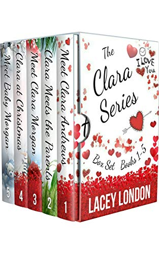 Clara Andrews Box Set: The first five books in the smash hit romcom series! (Books 1 - 5) (English Edition)