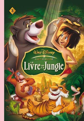 Les chefs-d'oeuvre Disney 03 - Le Livre de la ...