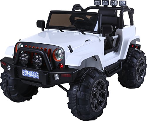 rocket-wrangler-4x4-12v-electric-battery-ride-on-jeep-white