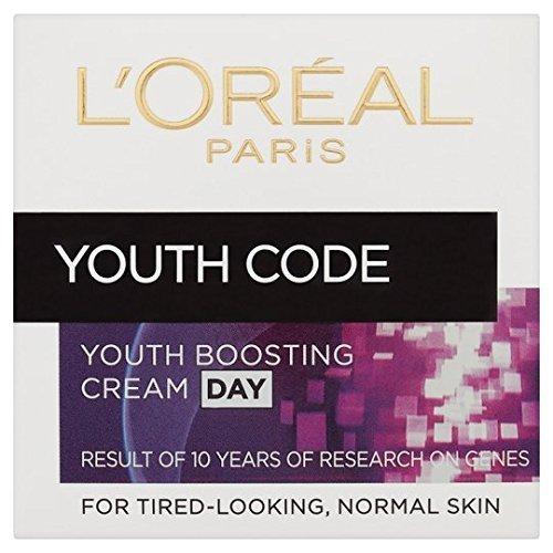 L'Oreal Code Jeunesse jeunesse Stimulation Crème JOUR