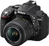 Nikon D5300 20 MP & above Black DSLR