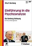 Einführung in die Psychoanalyse: Die Kernberg-Vorlesung - Ein Film von Peter Zagermann, Regisseur Dieter Adler