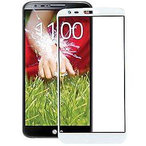 LG G2 Front Glas Glass Displayglas Screen + Werkzeug Weiß