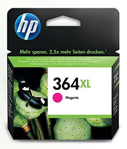 HP CB324EE Cartouche d'encre d'origine compatible avec Imprimante PSCD5460 Magenta