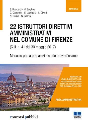 22-istruttori-direttivi-amministrativi-nel-comune-di-firenze-gu-n-41-del-30-maggio-2017-manuale-per-