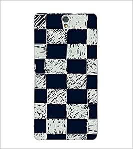 PrintDhaba Pattern D-5078 Back Case Cover for SONY XPERIA C5 ULTRA (Multi-Coloured)