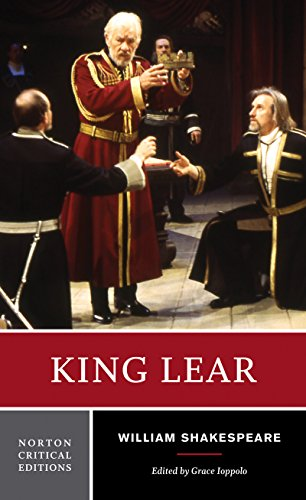 King Lear (Norton Critical Editions) por William Shakespeare, Grace Ioppolo