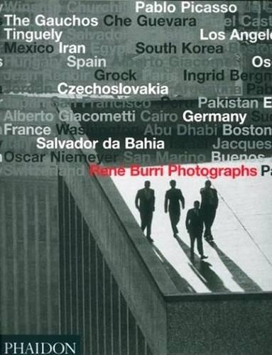 René Burri. Photographs (Fotografia)