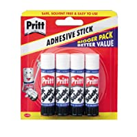 Pritt Stick, 10 g - Pack of 4