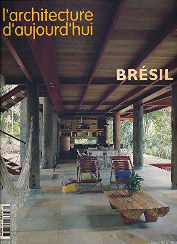 L'architecture d'aujourd'hui N° 359, Juillet-Août 2005 : Brésil