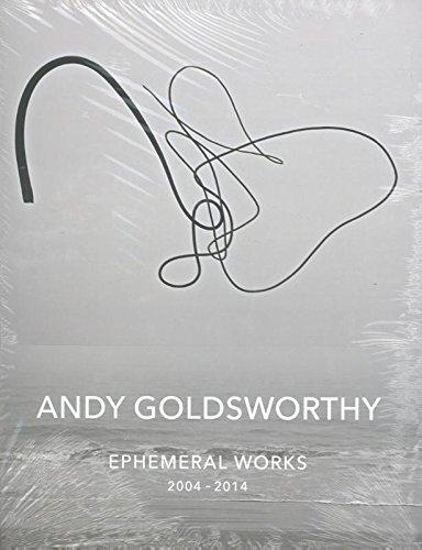 Andy Goldsworthy. Ephemeral Works por Andy Goldsworthy