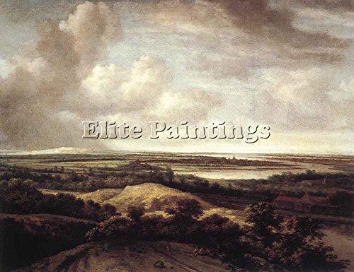 koninck-philips-panorama-view-dunes-river-tableau-huile-sur-toile-peinture-art-90x120cm-haute-qualit