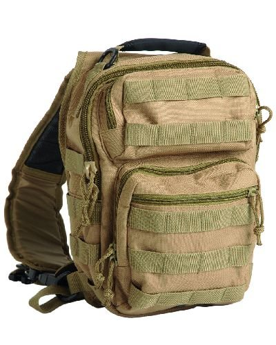Assault Pack One Strap small 4 Farben coyote