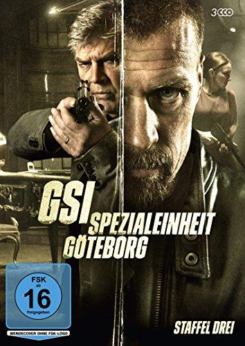 GSI - Spezialeinheit Göteborg - Staffel 3 [3 DVDs] Karim Collection