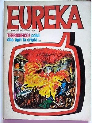Eureka n.110 1973 Andy Capp, Sturmtruppen/Bonvi, Stan Lee ed. Corno FU05