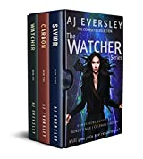 The Watcher Series Complete Box Set: An Epic YA Dystopian SciFi Series