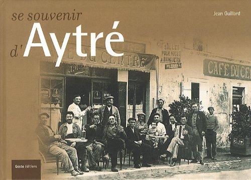 Se souvenir d'Aytré