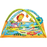 Tiny Love Gymini Sunny Day, Musical Playmat Suitable from Birth, 0 Month+, 88 x 78 x 45 cm