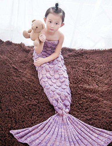 KOO-KOO® Bambini in scala Mermaid Tail coperta