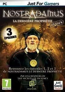 Nostradamus la dernière Prophétie - épisodes 1+2+3