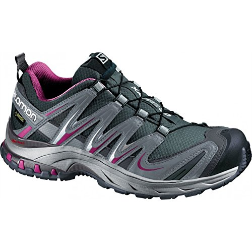 Salomon - Chaussures Trail Xa Pro 3d Gtx Femme Salomon Violet