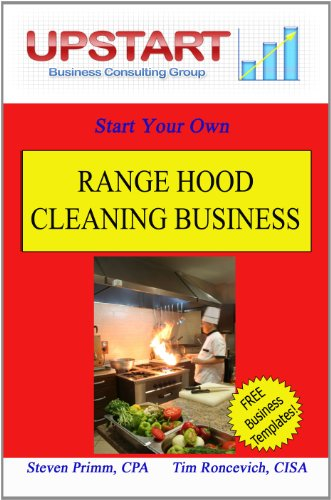 Range Hood Cleaning Business (English Edition)