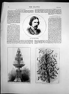 Maharaja En Cristal 1874 de Fontaine de Pois de Maman d'Andersonian