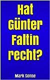Hat Günter Faltin recht?