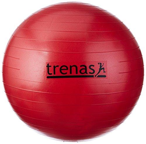 Gymnastikball, Sitzball 45 cm, berstsicher und mit Pumpe