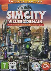 [PC] SimCity : Villes de Demain Limited Edition (code-in-a-box)