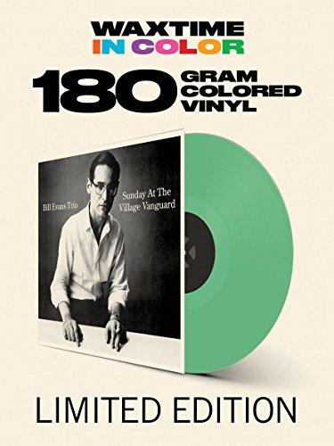 Sunday at the Village Vanguard (Limited Edt. Green Vinyl) [Vinyl LP]