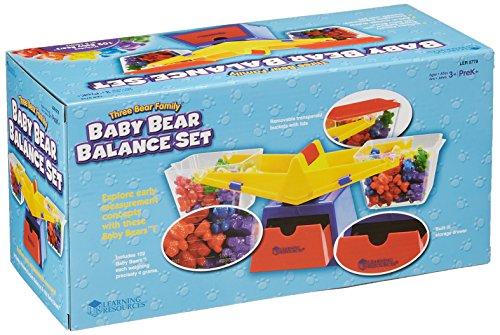 Learning Resources Meine erste Behälterwaage ? mit Bärenkinder-Spielfiguren Preisvergleich