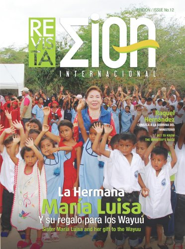 Revista ZION Internacional 12 por Ivan Moreno Piraquive