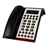 Big Button schnurgebundenes Telefon, Advanced Call Blocker Office Business schnurgebundenes Telefon Handset-schwarz