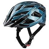 Alpina Unisex– Erwachsene PANOMA Classic Fahrradhelm, Blue, 52-57 cm