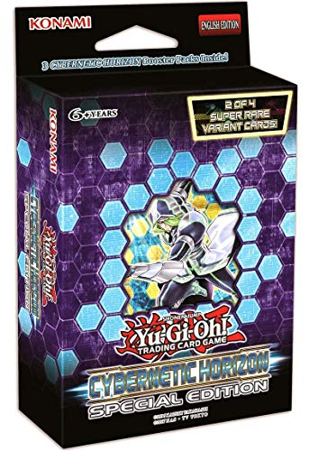 Konami Yu-Gi-Oh! TCG: Cybernetic Horizon Special Edition Display Box -