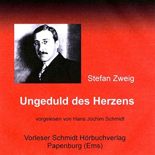 Buchseite und Rezensionen zu 'Ungeduld des Herzens' von Stefan Zweig