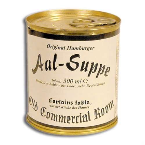 Old Commercial Room Aalsuppe Old Commercial, 300ml - Dose Der Hamburger Aus