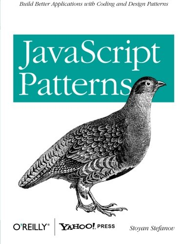 JavaScript Patterns por Stoyan Stefanov