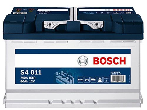Preisvergleich Produktbild Starterbatterie S4 / Bosch (0 092 S40 110) / Batterie,  Startanlage (inkl. Pfand)