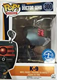 Doctor Who Funko Pop! - K-9 300 Collector's figure Standard